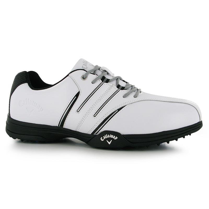 newest collection 76188 833ff Zapatos Callaway BlancoNegroGris Cuero Chev Multi II Hombre. Loading zoom