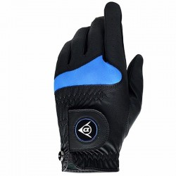 Guante de golf Dunlop Negro M Mediano DDH all weather