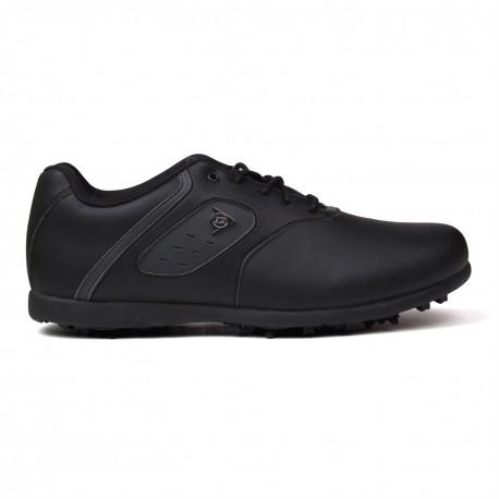 Zapatos de golf Dunlop 11.5M Negro Classic Hombre