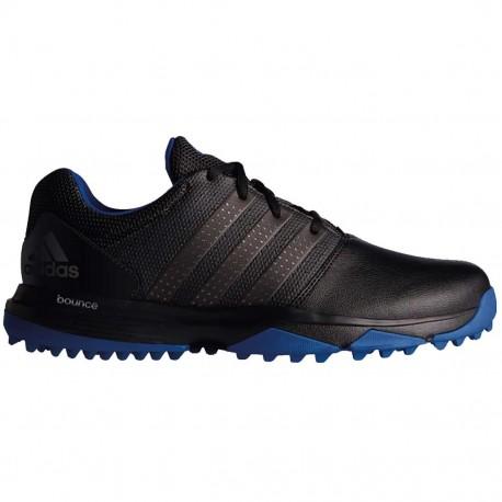 Zapatos de golf Adidas Talla 8.5M Negro Hombre 360 Traxion tienda de golf golfco