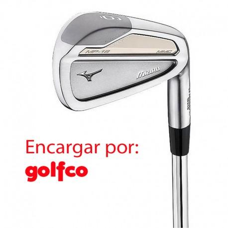 ENCARGO Hierro Mizuno MP-18 MMC individual Unidad golfco palos de golf