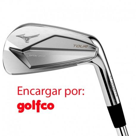 ENCARGO Hierro Mizuno JPX 919 Tour individual Unidad golfco palos de golf