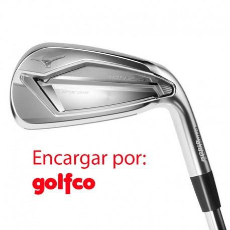 ENCARGO Hierro Mizuno JPX 919 Hot Metal individual Unidad golfco palos de golf