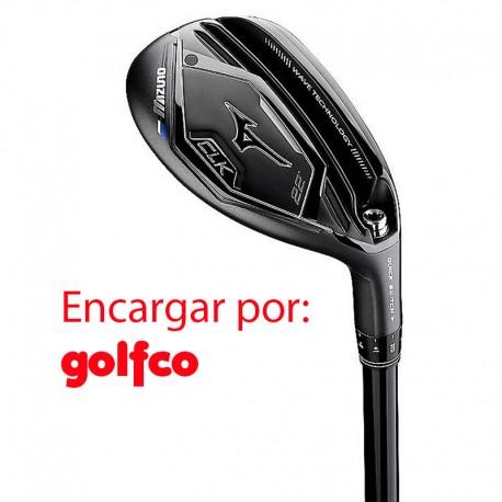 ENCARGO Híbrido Mizuno CLK Unidad golfco palos de golf