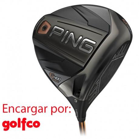 ENCARGO Driver Ping G400 MAX (Tour) golfco palos de golf