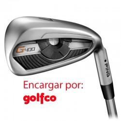 ENCARGO Hierro Ping G400 Grafito (Alta CB) Unidad