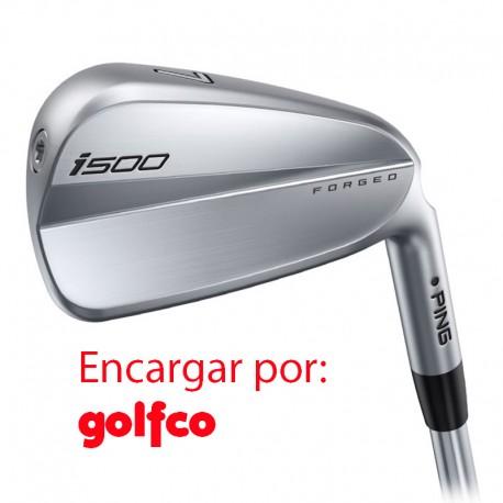 ENCARGO Hierro Ping i500 Acero (AWT ) Unidad golfco palos de golf
