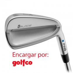 ENCARGO Hierro Ping iBlade (Grafito CFS ) Unidad golfco palos de golf