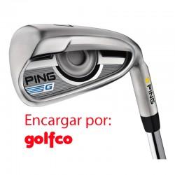 ENCARGO Hierro Ping G (Acero AWT ) Unidad golfco palos de golf