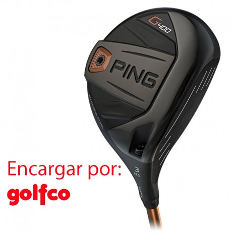 ENCARGO Madera Ping G400 (MTSB Kuro Kage GRFL ALD) Unidad golfco palos de golf