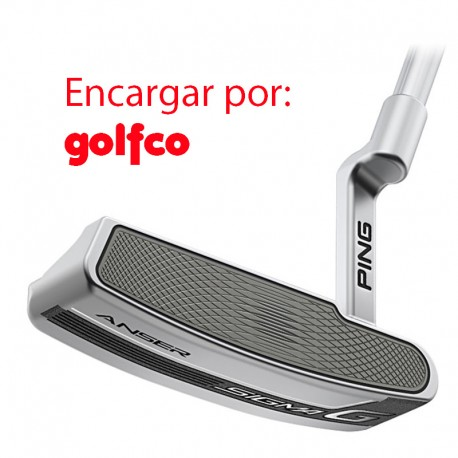 ENCARGO Putter Ping Sigma G (Anser Platinum) golfco palos de golf