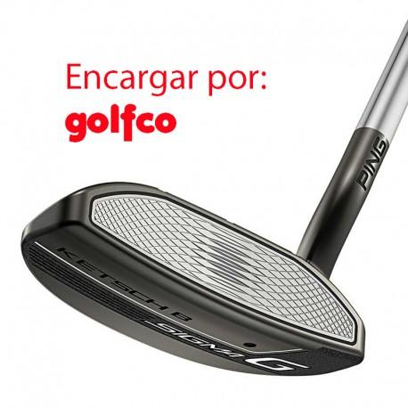 ENCARGO Putter Ping Sigma G (Ketsch Black Nickel) golfco palos de golf