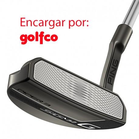 ENCARGO Putter Ping Sigma G (Piper 3) golfco palos de golf