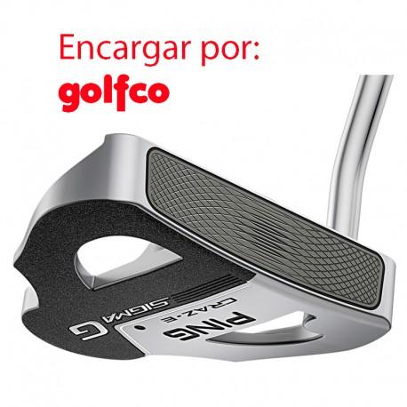 ENCARGO Putter Ping Sigma G (Craz-e) golfco palos de golf