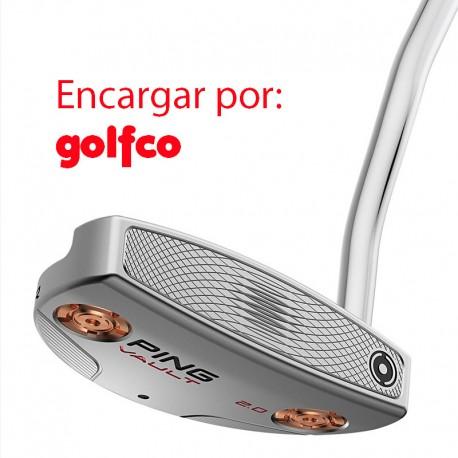 ENCARGO Putter Ping Vault 2.0 (Piper platinum) golfco palos de golf