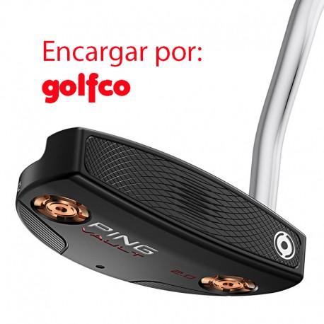ENCARGO Putter Ping Vault 2.0 (Piper Stealth) golfco palos de golf