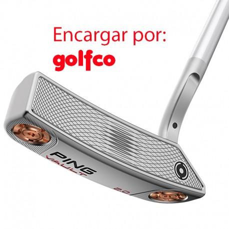 ENCARGO Putter Ping Vault 2.0 (ZB Platinum) golfco palos de golf