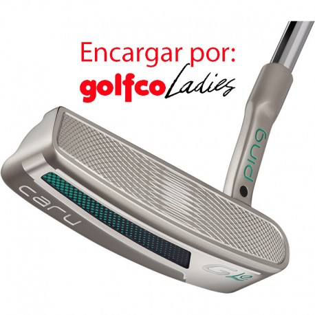 ENCARGO Putter Ping DAMA G le (Caru) golfco palos de golf