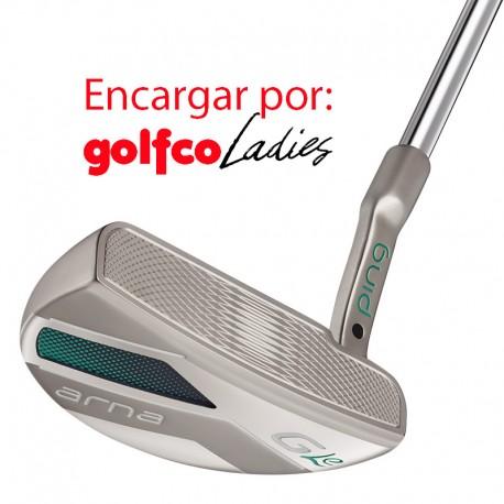 ENCARGO Putter Ping DAMA G le (Arna) golfco palos de golf