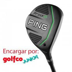 ENCARGO Madera Ping JUNIOR Prodi G (Stiff - Verde, Regular - Blanco) golfco palos de golf