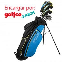 ENCARGO Set completo Ping JUNIOR Thrive (13-14 años - Altura 1.52 a 1.62) golfco palos de golf