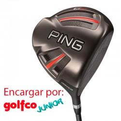 ENCARGO Driver Ping JUNIOR G812 golfco palos de golf