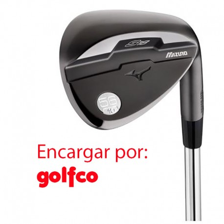 ENCARGO Wedge Mizuno S-18 Gun Metal golfco palos de golf