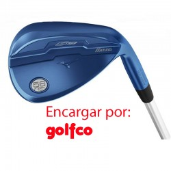 ENCARGO Wedge Mizuno S-18 Blue Ion golfco palos de golf