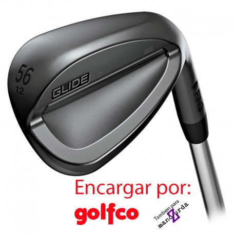 ENCARGO Wedge Ping Glide 2.0 Acero Stealth (AWT 2 DG NIP KBS Project X) golfco palos de golf