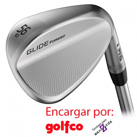 ENCARGO Wedge Ping Glide Forged Acero (AWT) golfco palos de golf