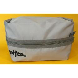 Estuche golfco Gris bolsa organizadora multi usos para bolas y otros