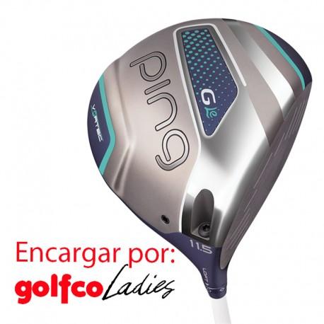 ENCARGO Driver de golf Ping DAMA Le en nuestra tienda de golf golfco