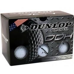 Bolas Dunlop Blancas Docena DDH 12 Unidades