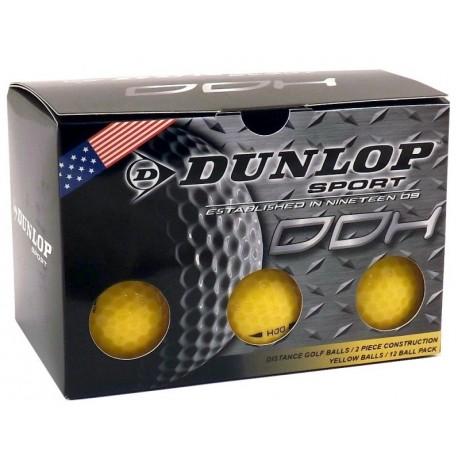 Bolas Dunlop Amarillas Docena DDH 12 Unidades