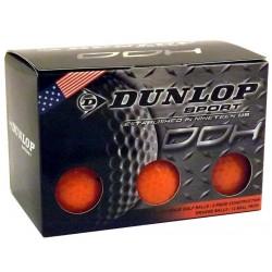 Bolas Dunlop Naranjas Docena DDH 12 Unidades
