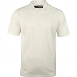 Camiseta Callaway L Blanca Bright Grande Opti Dri Stretch polo hombre