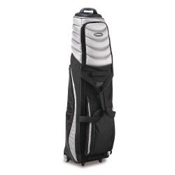 Estuche viaje porta talega BagBoy T2000 Negro y gris