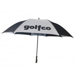 """Sombrilla de golf golfco 68"""" 173 cm automática doble toldo o dosel nylon paraguas golfco"""