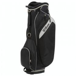 Talega de golf Wilson negra de carrito Profile tienda de golf golfco