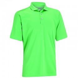 Camiseta Ashworth M Verde Tee EZ-SOF Hombre Solid polo
