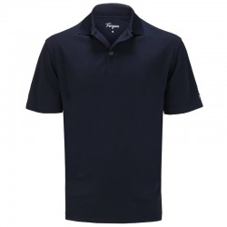 Camiseta de golf Forgan S Pequeña Azul Navy Performance St Andrews