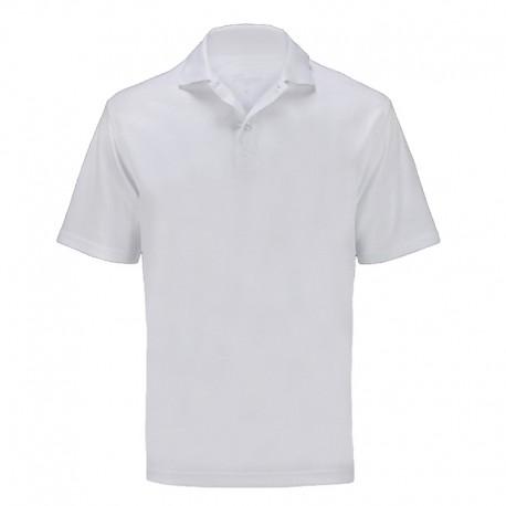 Camiseta Forgan L Blanca Premium Performance St Andrews
