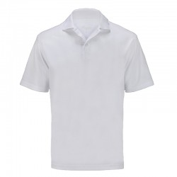 Camiseta Forgan XXL doble extra grande Blanca Premium Performance St Andrews
