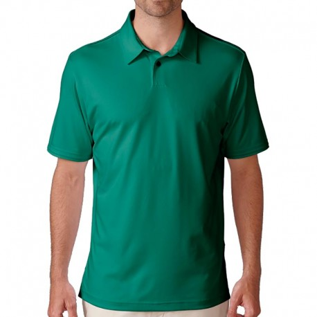 Camiseta de golf Ashworth L grande verde marino sea matte interlock