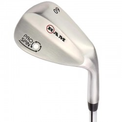 Palo de golf Wedge de golf RAM LW 60° Lob Pro Spin 3 bounce 8°