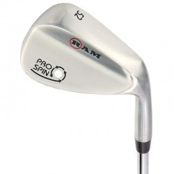 Palo de golf Wedge RAM AW o GW 52° Approach o Gap Pro Spin 3 bounce 8°