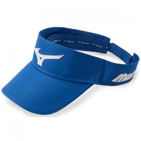 Visera de golf Mizuno azul Sonic ajustable