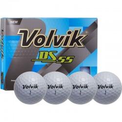 Bolas de golf Volvik DS 55 Blancas docena (12 bolas)