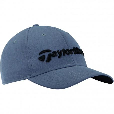 Gorra de golf TaylorMade gris performance seeker ajustable talla única