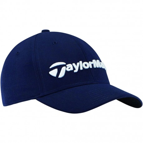 Gorra de golf TaylorMade azul navy performance seeker ajustable talla única